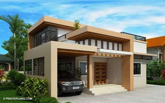 ARCHITECTURAL DESIGNS (MAISONETTE, BUNGALOWS & APARTMENTS) image 2