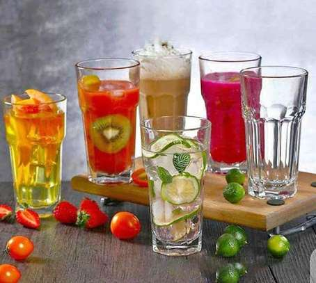 water glasses image 1