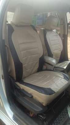 Advan Car Seat Covers image 1