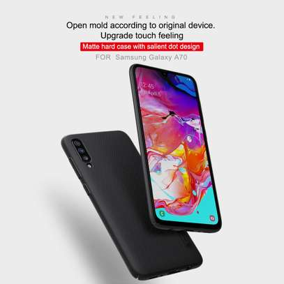 Nillkin Super Frosted Shield Matte cover case for Samsung Galaxy A70 A60 A50 A40 A30 A20 image 5