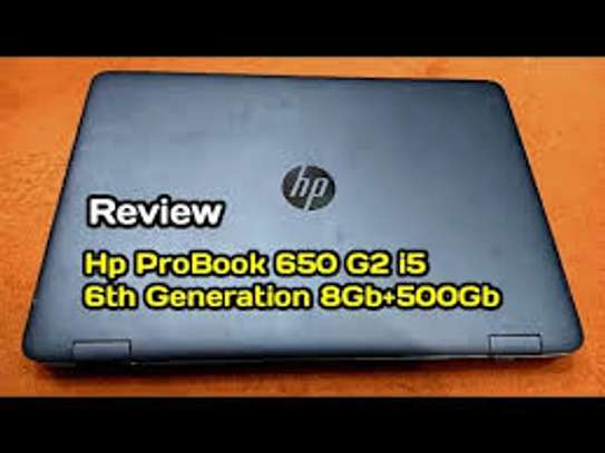 HP 650G2 6TH GEN image 2