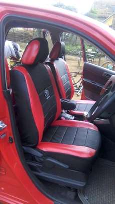 Toyota Rush car seat covers image 1