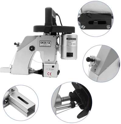Factory Manufacturer Portable Bag Closer Sewing Machine image 1