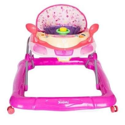 Capri Baby Walker - Pink. image 1