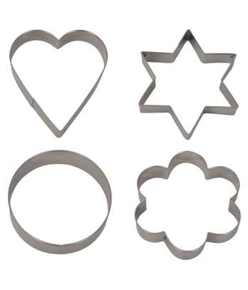 12pc stainless steel cookies cutyer image 3
