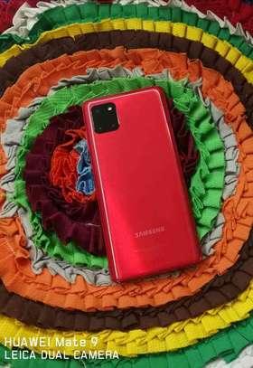 Samsung Note 10 Lite image 3