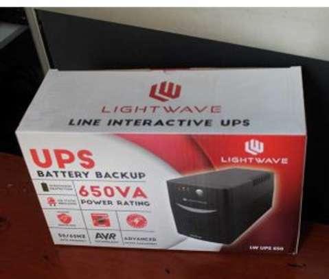1000 Va Lightwave Line Interactive UPS image 1