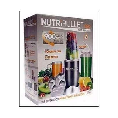 Nutribullet_Magic Pro 900 Watts 15 Pieces Blender image 1
