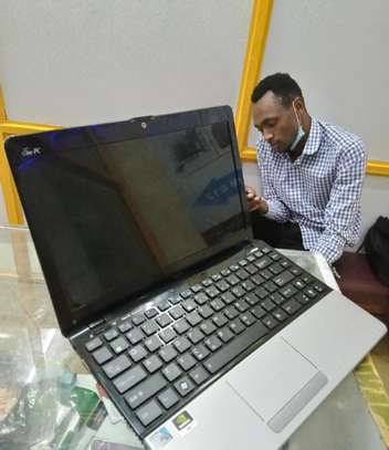 Laptop Asus Eee PC 1015PN 4GB Intel Atom HDD 320GB image 1