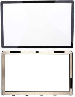 LCD Front Glass Panel for Apple iMac image 1