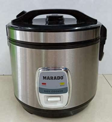 Marado Stainless Steel Electric Rice Cooker 5L