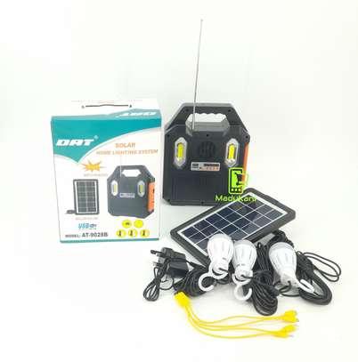 DAT AT9028B Solar Home Lighting System image 4