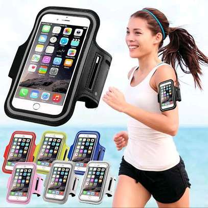 Universal phone armband image 1
