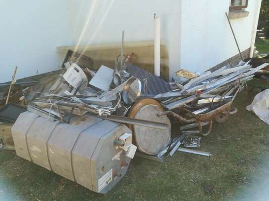 FREE Collection Of All Broken Appliances/Computers-Scrap Metal etc image 3