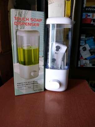 380 ml soap dispenser image 1