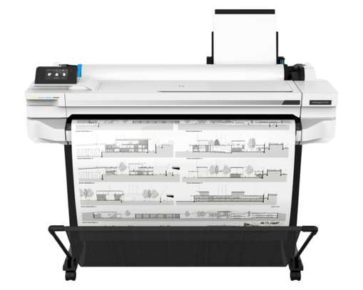 HP DesignJet T525 36-in Printer image 1