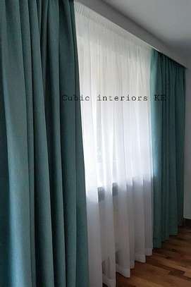 Beautiful curtains and sheers image 7
