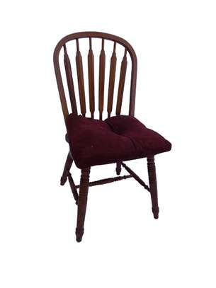 Traditional standard height windsor chairs