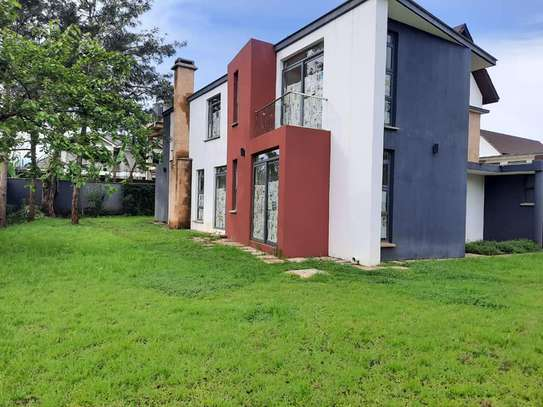 Executive 4 Bedroom Townhouse For Rent In Garden Estate  At Kes 225K image 1