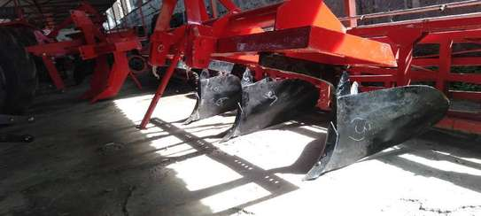 Equipment & Machinery Offset Disc Harrow