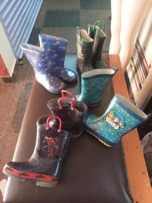 Kids quality wellies/gumboots image 5