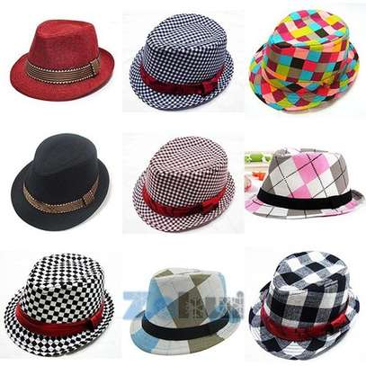 Jazz Fedora Cowboy Hat/Cap - [Random Colour Delivery]