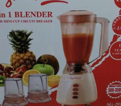 The 3 in 1 Signature Blender image 1