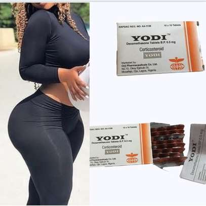 Yodi pills for hips and buttocks (100pills)3 months supply