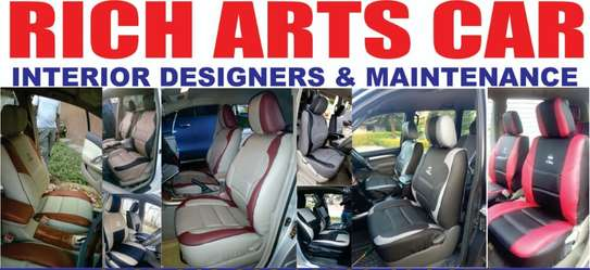 Rich Arts Car Interior Designs and Maintenance image 1