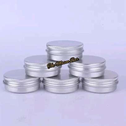 30gms aluminium jars