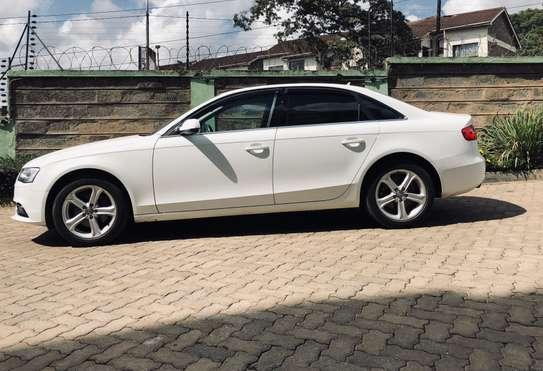 Audi A4 2.0T 2013 image 12