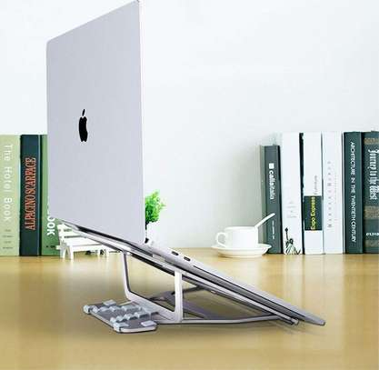MacBook Air Pro WIWU S100 Lohas Stand Gray (S100) Laptop Stand image 3