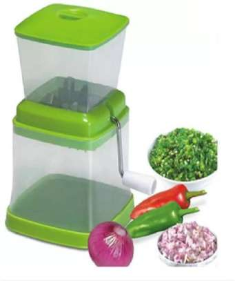 Onion Chilly Cutter Vegetable Chopper Grater image 3