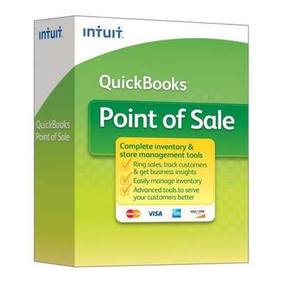 Quickbooks Point Of Sale - POS System Software