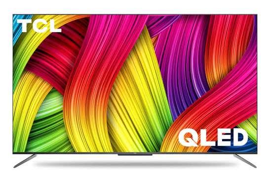 TCL 55 inch Q-LED 55C715 Android Smart UHD-4K Digital TVs image 1