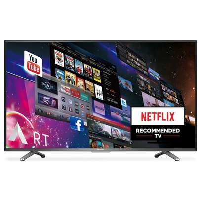 VITRON 55 Inch 4K UHD Android Smart TV With Netflix image 1