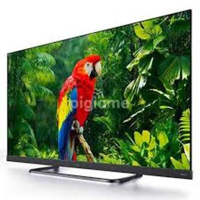 TCL 55 inches C8 Q-LED Android Smart UHD-4K Digital TVs 55Q815 image 1