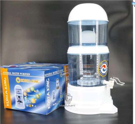 Water purifier with tap image 1