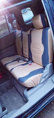 Ractis Car Seat Covers image 9