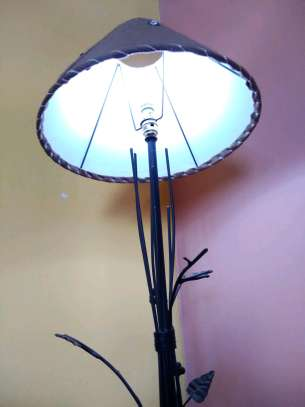 Corner lamp image 1