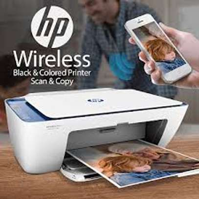 HP Deskjet 2630 Wireless Black & Colored image 1