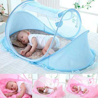 Baby Cot Net image 2