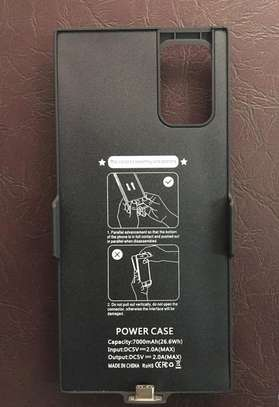 Battery Case Cover Powercase Charger For Samsung Galaxy Note 10 Plus 7000mAh image 5