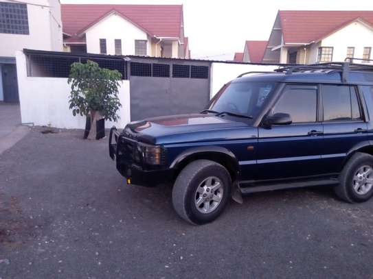Land Rover Discovery TD5 For Sale