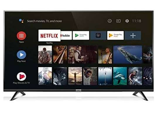 """43"""" tcl 4k UHD smart Android tv image 1"""
