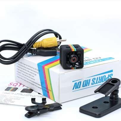 SQ11 mini wireless Ip camera spy Hidden Full HD Camera Car DVR Sports DV Cam image 1
