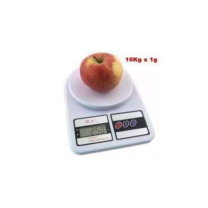 Digital Kitchen Electronic Cooking Weighing Scale image 3