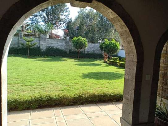 5 bedroom house for rent in North Muthaiga image 9