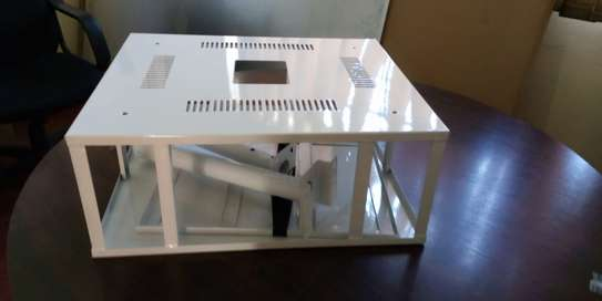 PROJECTOR MOUNT SECURITY CAGE