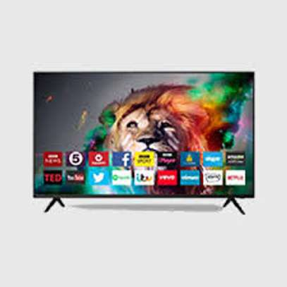 BRAND NEW 43 INCH NOBEL SMART ANDROID LED TV image 1